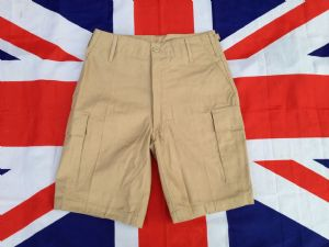 ## NEW ## ARMY KARKI SHORTS 100% COTTON